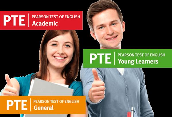 انواع آزمون PTE