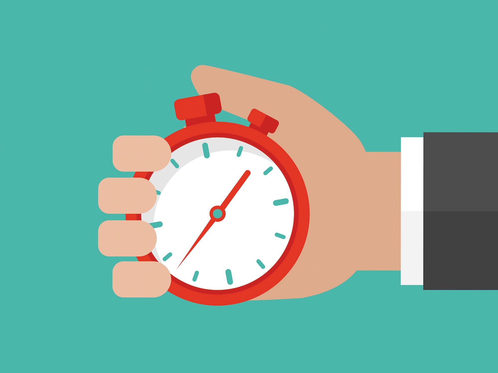 زمانبندی صحیح در Reading