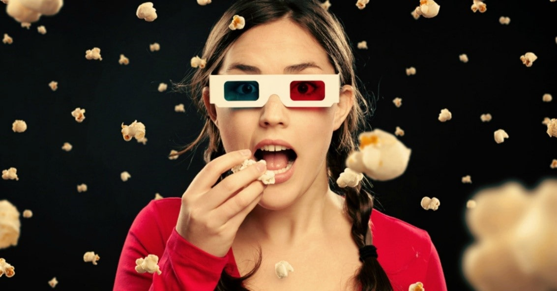 ویژگی های یادگیری زبان با فیلم