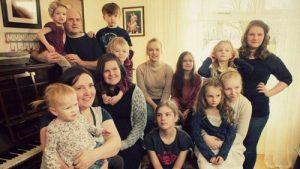 اعضای خانواده در زبان انگلیسی