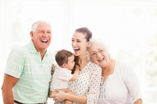 اعضای خانواده