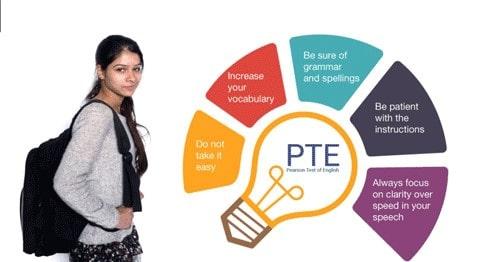 ساختار آزمون pTE چگونه است؟