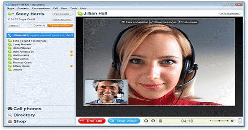 تجهیزات کلاس زبان آنلاین با اسکایپ
