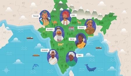هندی زبان پرکاربرد دنیا