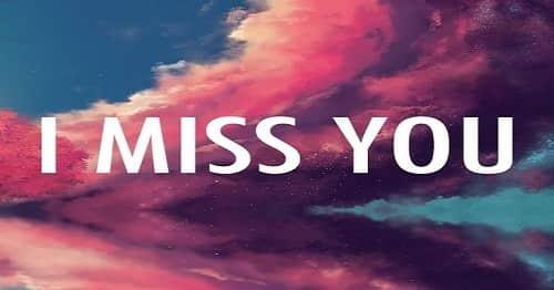 آهنگ miss u برای یادگیری زبان انگلیسی