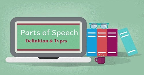 اجزا Parts of Speech در زبان انگلیسی