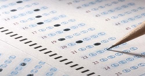 آزمون کاغذی تافل