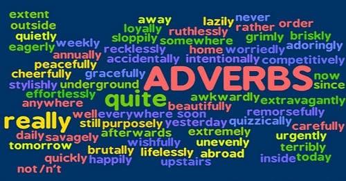 قیدها (Adverbs)