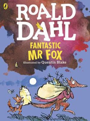 آقای روباه شگفت انگیز نوشته رولد دال