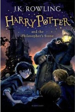 هری پاتر و سنگ جادو نوشته جی.کی رولینگ