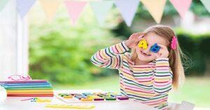 یادگیری زبان در کودکی