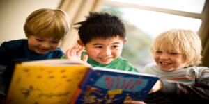 آموزش زبان انگلیسی در کودکی
