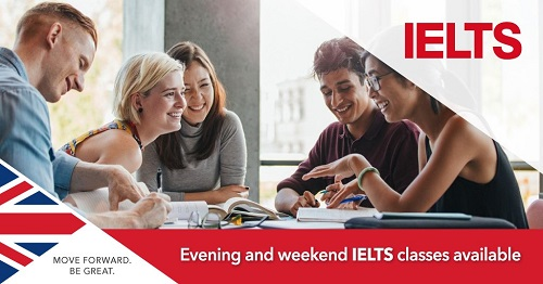 IELTS test– September 2020 – General Training